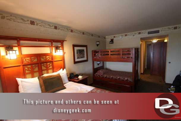 Disneygeek disneyland resort guide hotels grand Disney grand californian 2 bedroom suite