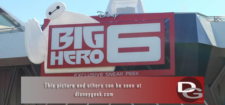 9/26 - My 30th visit of the year includes a look at the Big Hero 6 sneak peek, Mickeys Halloween Party impact on the park, the Castle safety enhancements, the latest pumpkin creations and more.