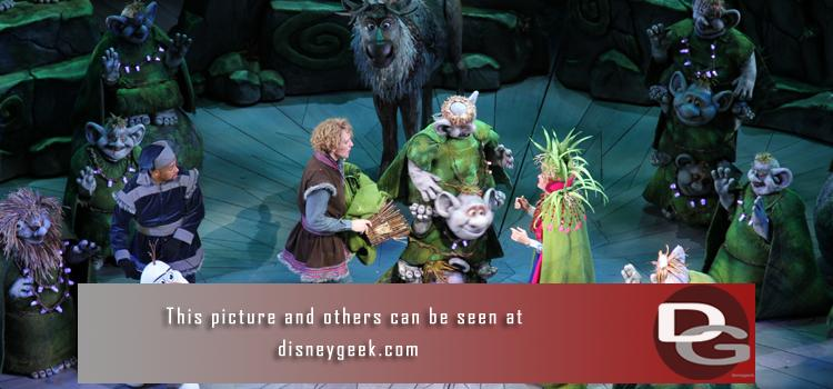 5/27 - Frozen Live at the Hyperion opening day, Star Wars construction check and more as summer kicks off at the Disneyland Resort.