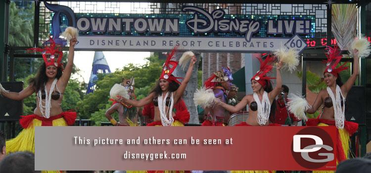 6/10 - Jamin on the Backlot, Polynesian Nights first looks and a check of the ongoing projects as summer gets underway.