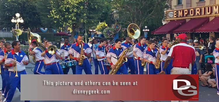 6/17 - All American College Band, Soarin Around the World and Star Wars Construction highlight my day at the parks.