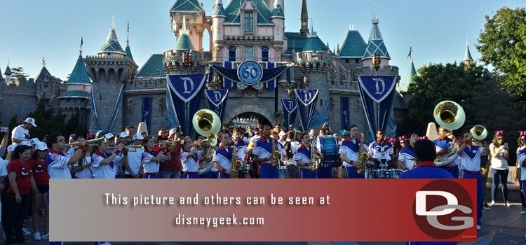 8/12 - All-American College Band Final Day, Star Wars Construction, World of Color - Celebrate and more.