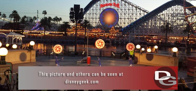 1/27 - 2nd look at Lunar New Year & Main Street Electrical Parade plus a check of the ongoing projects.