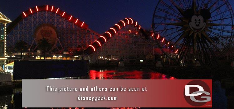 5/25 - Pixar Pier, Star Wars & more construction checks plus a look at the Incredibles 2 preview and other recent changes