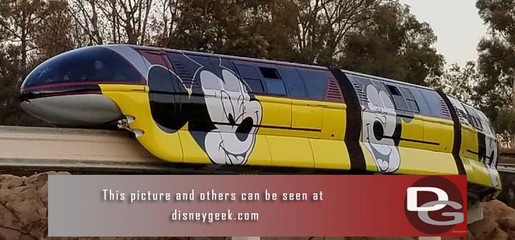1/18 - Get Your Ears On Celebration - Monorail Wraps, Mickeys Mix Magic & More plus Star Wars, Parking Structure & Marvel construction