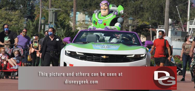 1/21 - Day 3 Pictures - Contemporary, Hollywood Studios and Disney Springs.