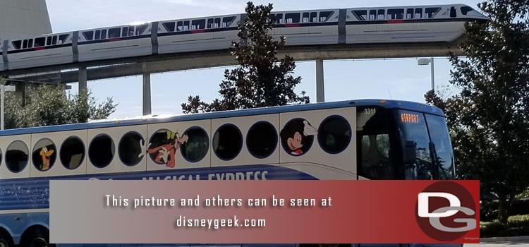 1/19 - Day 1 Pictures, videos, thoughts & observations from Walt Disney World
