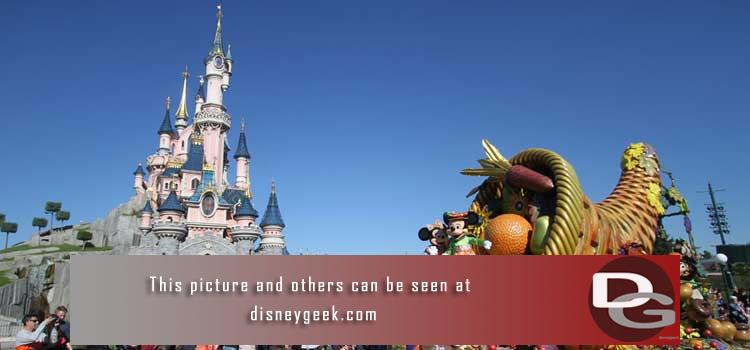 2015 - Disneyland Paris Visit during Halloween Time (Pictures, Videos, Trip Report & More)
