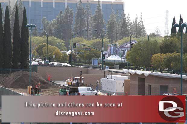 1.15.16 - The old one is located backstage where Star Wars construction will be starting soon.