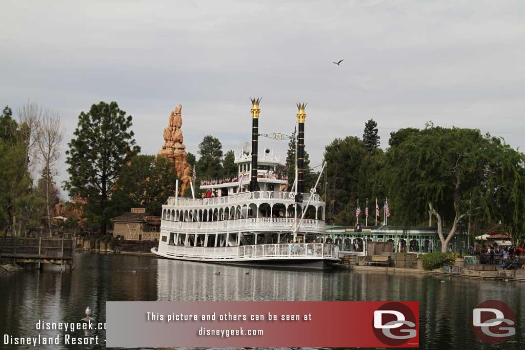 3.04.16 - The Rivers of America look the same