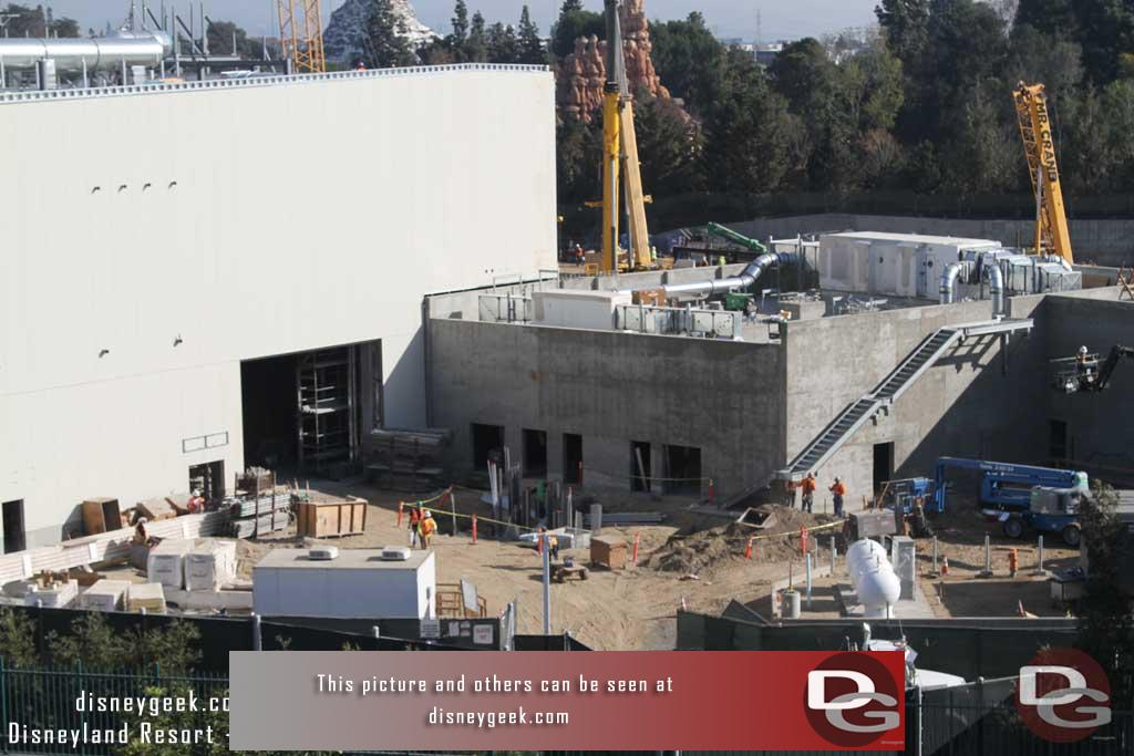 01.05.18 - Notice the new round tanks that were installed on the right.