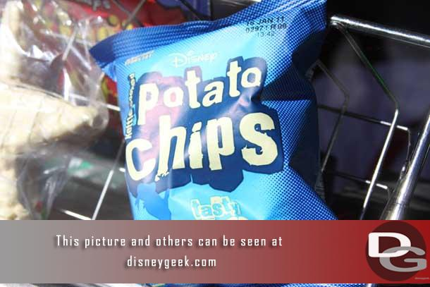 Noticed new bags of chips at Award Wieners.