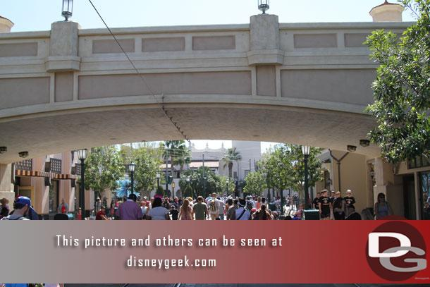 First stop today Disney California Adventure