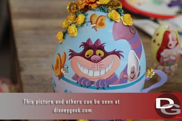 The Cheshire Cat from Alice