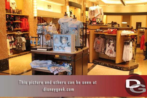Some Cinderella merchandise in Elias & Co