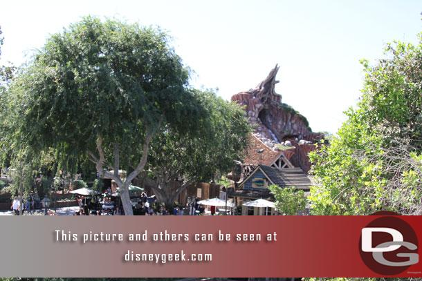 Critter Country was still closed.