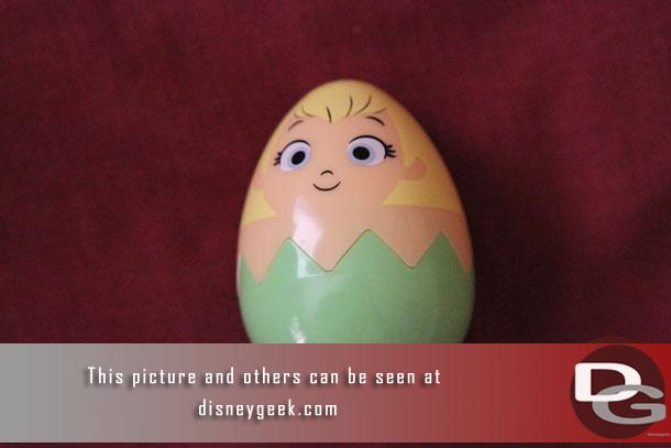 A closer look at the Tinkerbell Egg
