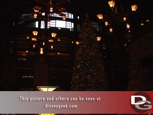 The Grand Californians Tree