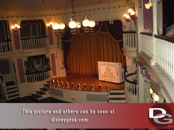 A look into the Golden Horseshoe on days when the Billys are not performing