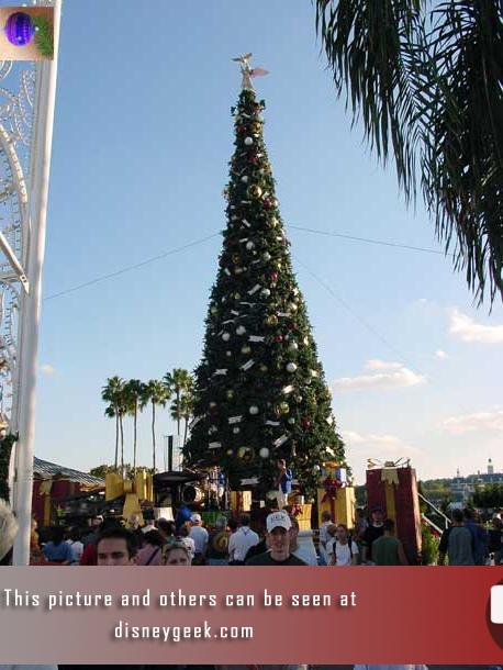 EPCOT's Main Tree