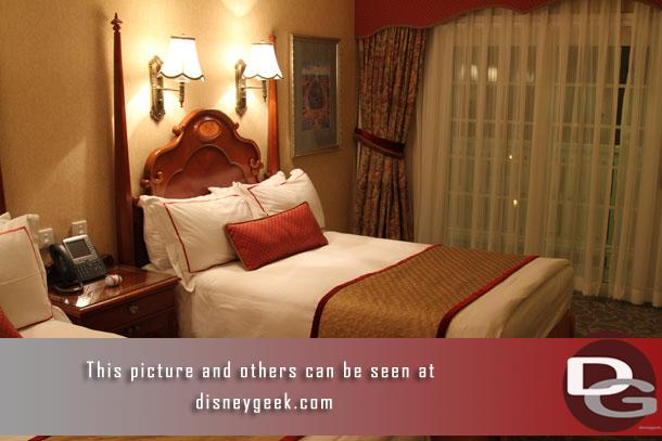 Hong Kong Disneyland Hotel - Room