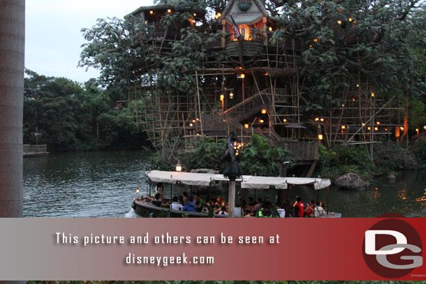 Hong Kong Disneyland - Adventureland