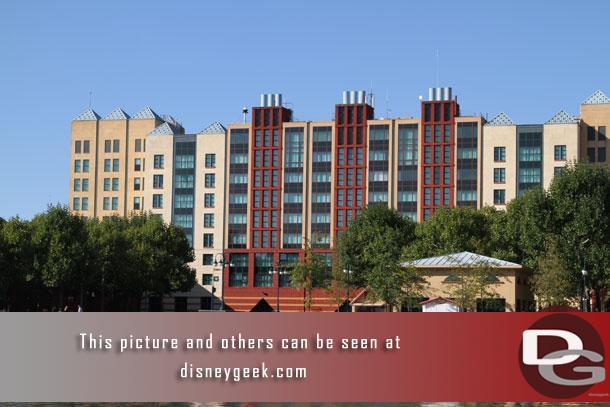Disneygeek Disneyland Paris Guide Hotels Disney S Hotel New York